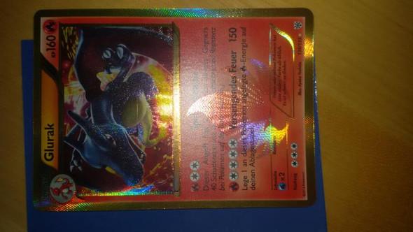 Pokemon.Glurak - (Wert, Pokemonkarte)