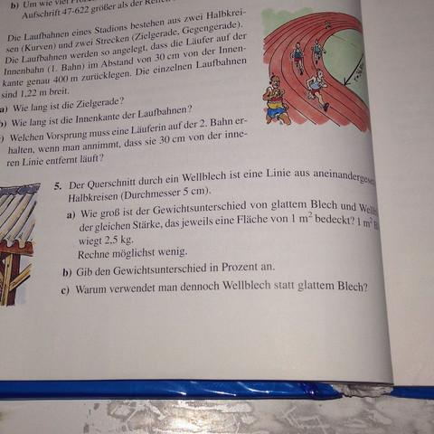 Aufgabe 5 - (Mathe)