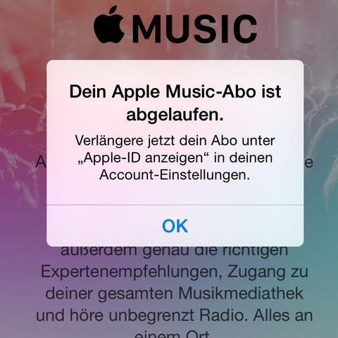 Warum kommt das?  - (Musik, iTunes)