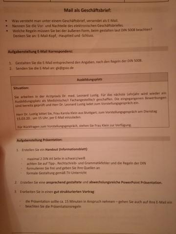 Ich weiß nicht worüber ich ein Powerpoint machen soll?