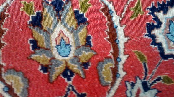 Teppich verkaufen  Ich will einen Orientteppich verkaufen. Wie soll ich beim Verkauf ...