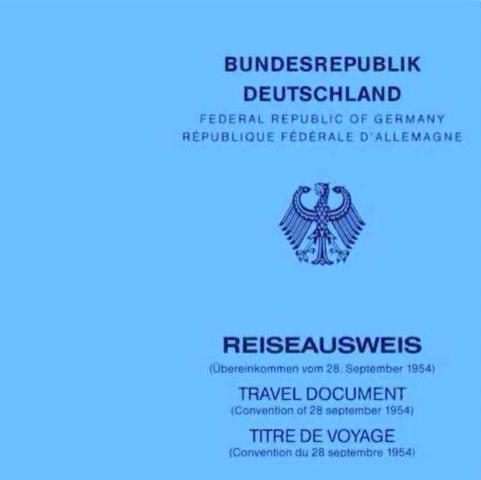 Paragraph 51 unbefristet - (Reisepass, Staatsangehörigkeit, Bundesministerium)