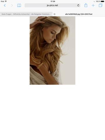 Solche Haare wünsch ich mir 😍 - (Haare, Aussehen, Schönheit)