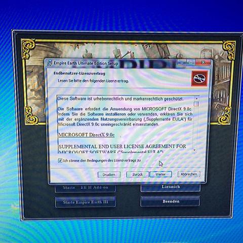 Drittes Feld  - (Computer, PC, Spiele)