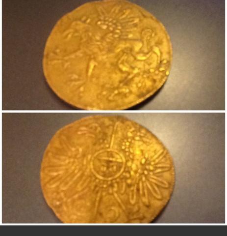 Münze  - (Muenzen, selten)