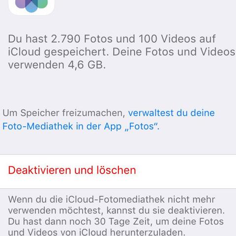 einstellungen - (Technik, iPhone, löschen)