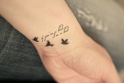 Tattoos kleine schöne Tattos &