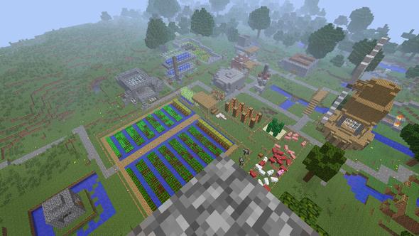 Ideen Für SurvivalWelt Minecraft Bauideen Minecraft Survival - Minecraft hauser survival