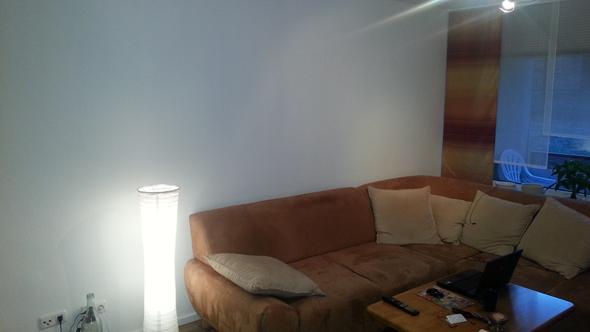 Diese Wand Soll In Capu Gestrichen Werden   (Muster, Wohnzimmer,  Farbgestaltung)