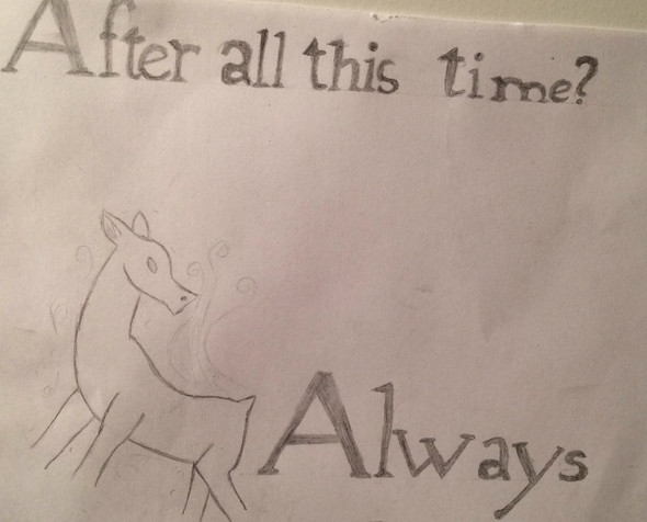 Harry Potter  - (Ideen, Zeichnung)