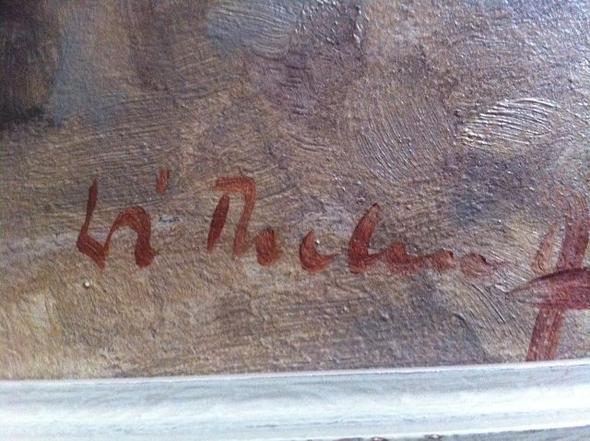 signatur - (Kunst, Künstler, Malerei)
