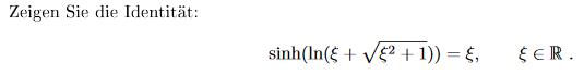 Aufgabe - (Mathe, Mathematik, Universität)