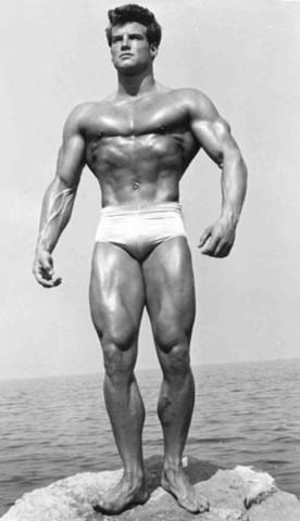 Reeves - (Chemie, Training, Muskelaufbau)