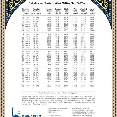 3 Bild  - (Religion, Islam, Ramadan)
