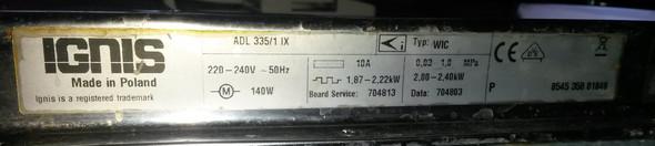 Modellnummer - (Spuelmaschine, Geschirrspüler)