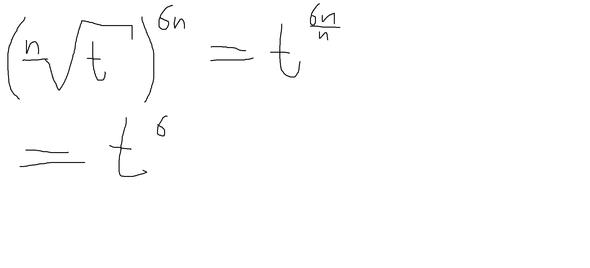 Rechnung - (Schule, Mathe, Potenzen)