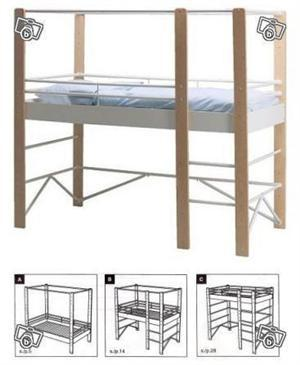 - (IKEA, HimmelHochbett)
