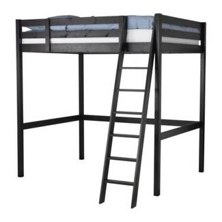 ikea hochbett stora belastung. Black Bedroom Furniture Sets. Home Design Ideas