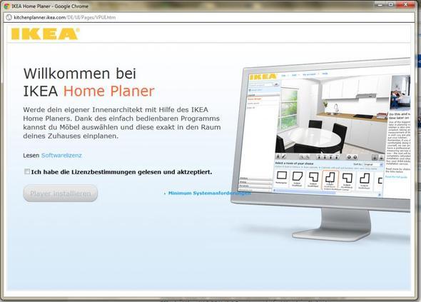 Ikea Homeplaner Kchenplaner Geht Nicht Warum Internet Firefox