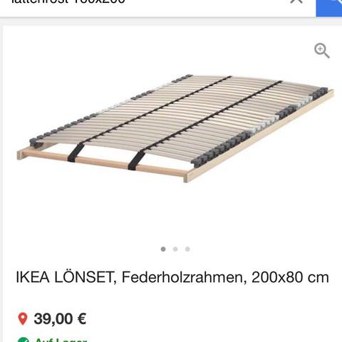 ikea lattenrost erfahrung l nset und rollrost erfahrungen bett 160x200. Black Bedroom Furniture Sets. Home Design Ideas