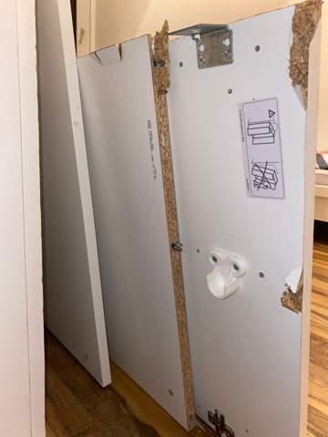 Ikea Pax reparieren?