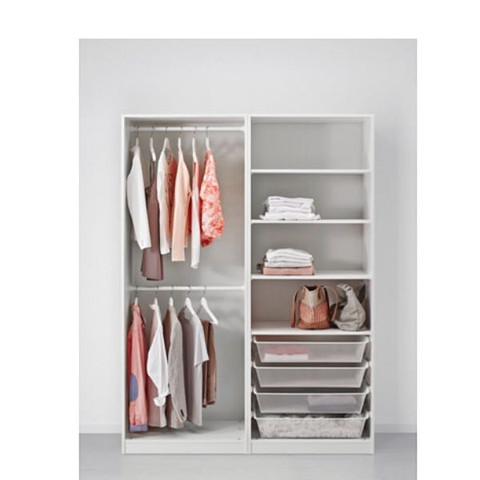 Mit diesem Innenleben - (IKEA, Pax, Kleiderschrank Klei)