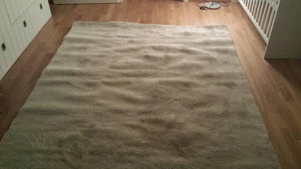 ikea teppich neu gekauft heute total wellig nach dem ausrollen hilfe leben wohnung wohnen. Black Bedroom Furniture Sets. Home Design Ideas