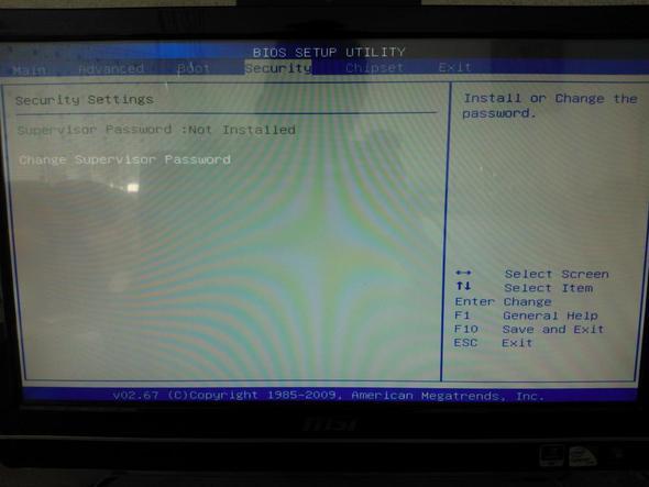 BIOS BITTE HELFEN WO KLICKEN - (Computer, PC, Fernseher)