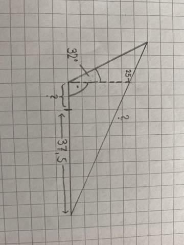 Im rechtwinkligen Dreieck 2 Seiten Unbekannt?