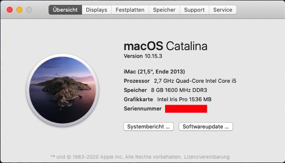 iMac 2013 gekauft gut oder schlecht?
