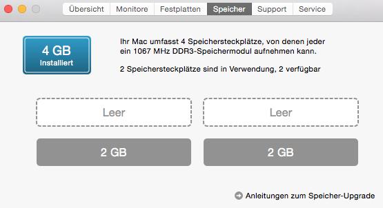 Speicher - (Technik, Apple, Speicher)