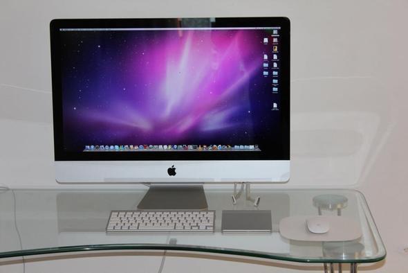 """iMac 27"""" kaufen, was spricht dafür, was dagegen? (Computer ...  iMac 27"""" k..."""