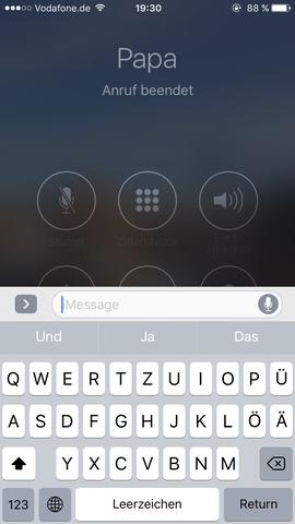 iOS  - (Apple, ios, Iphone 6s )