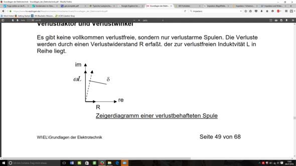 induktiver widerstand - (Mathe, Mathematik, Physik)