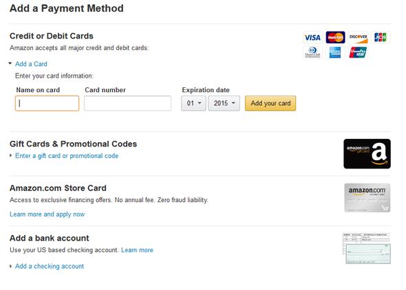amazon com ohne kreditkarte bezahlen