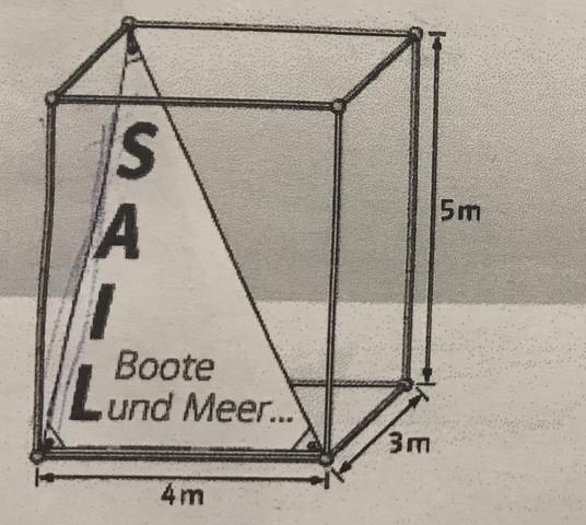 Flächeninhalt  - (Schule, Mathe, Mathematik)