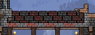 Terraria Wände-Dach - (Computer, PC, Freizeit)