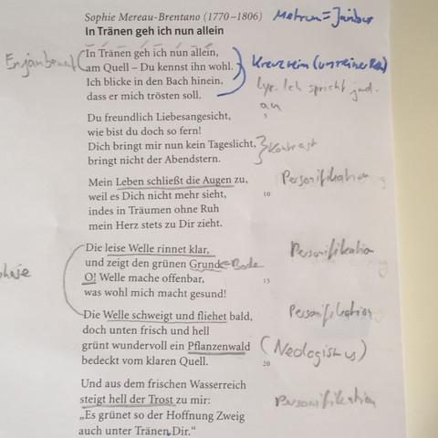Gedicht die stadt von theodor storm analyse