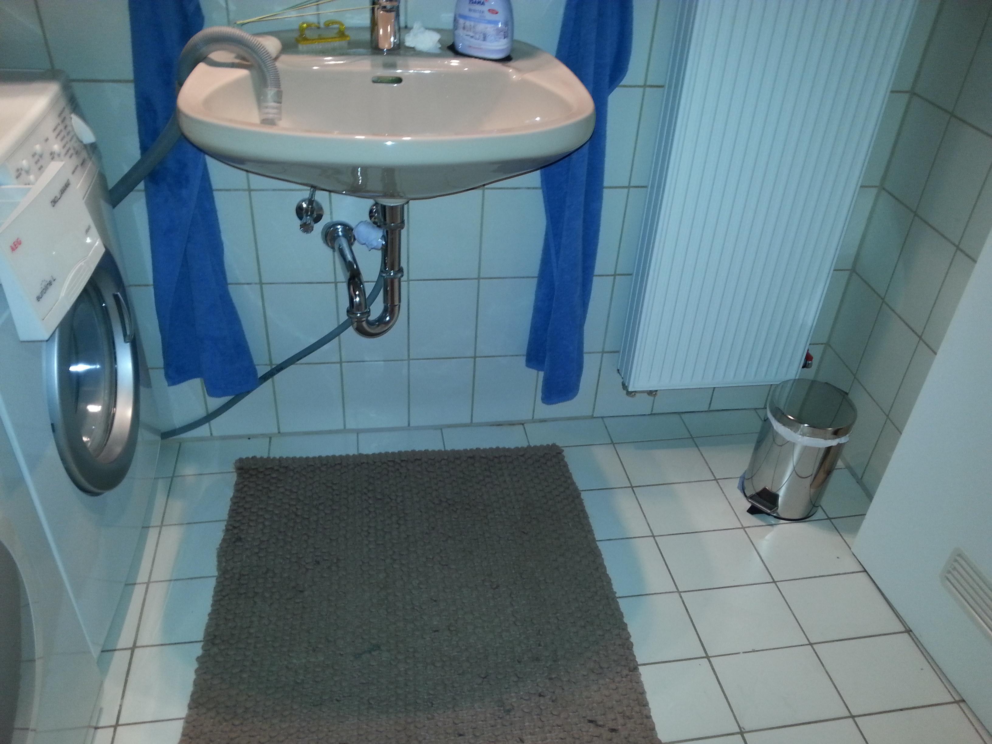 Hochwertig In Welche Richtung Wird Der Wasserhahn Für Die Waschmaschine Aufgedreht?  (waschen)
