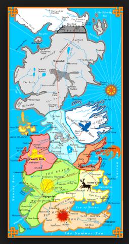 In welchem der 7 Königslande würdest du leben wollen?