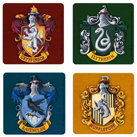 In welchem Hogwarts-Haus wärt ihr?