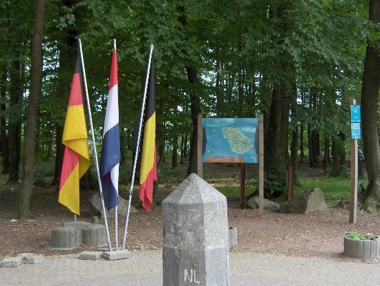Dreiländereck - (Deutschland, Niederlande, Grenze)
