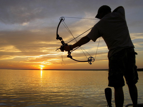 Bogenfischen in den Usa - (Gesetz, Länder, angeln)