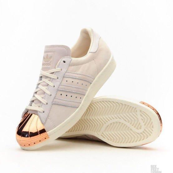 Adidas Weiß Gold Damen