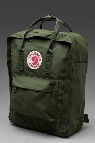 Militärgrün - (Farbe, Rucksack, Kanken)
