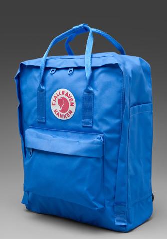 Blau - (Farbe, Rucksack, Kanken)
