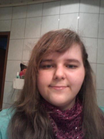 Ich. - (Haarfarbe)