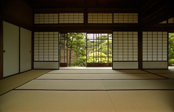 Shoji - (Wohnung, wohnen, Japan)