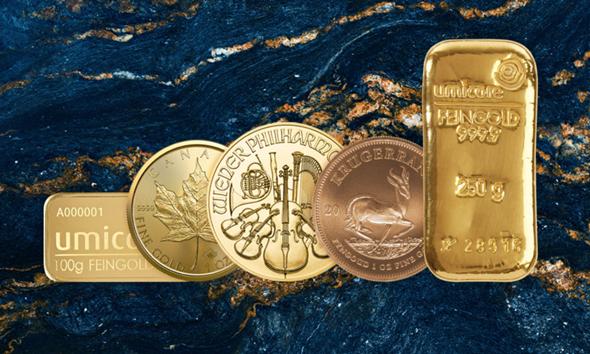 In welches Gold investieren?
