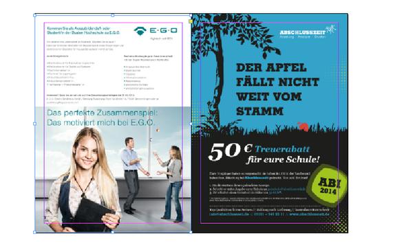 InDesign - (Adobe, Zeitung, Druck)